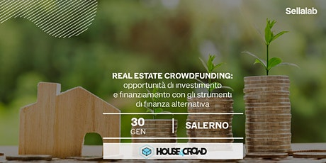 Real Estate Crowdfunding biglietti