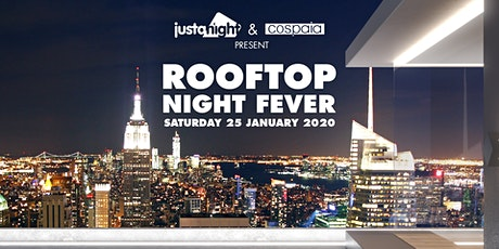 Rooftop Night Fever - An international party in the sky of Bxl tickets