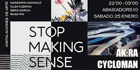 Stop Making Sense entradas