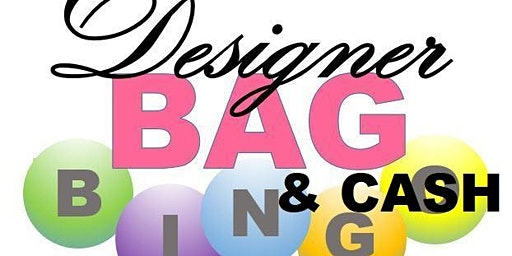 Designer Purse & Cash Bingo