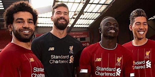 Liverpool FC Street Soccer (Free!) Killingly