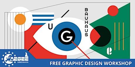 Free Graphic Design workshop tickets