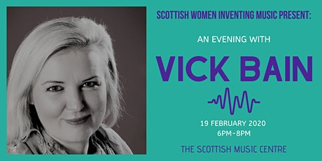 An Evening with Vick Bain tickets