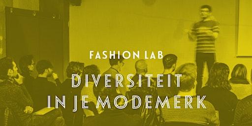Fashion Lab: Diversiteit in je modemerk - Antwerpen