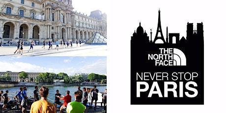 Never Stop Paris • Train With Us billets