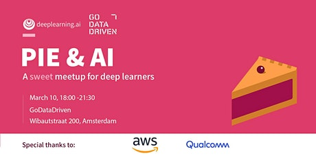 Pie & AI: Amsterdam -  Deep Learning and Formula 1 tickets