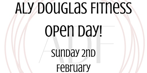 Aly Douglas Fitness Open Day
