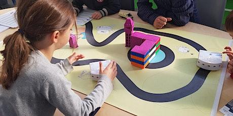 EuraTech'Kids - Atelier Robotique Parents/Enfants billets