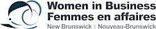 Women in Business New Brunswick logo