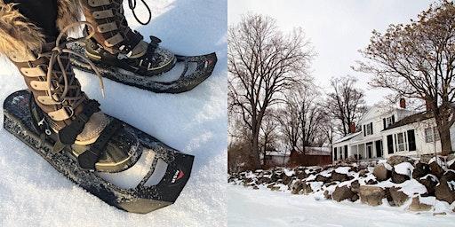 Winter Snowshoe Walk and Tree Talk