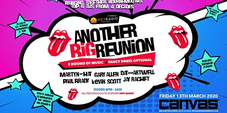 Another BIG Reunion tickets