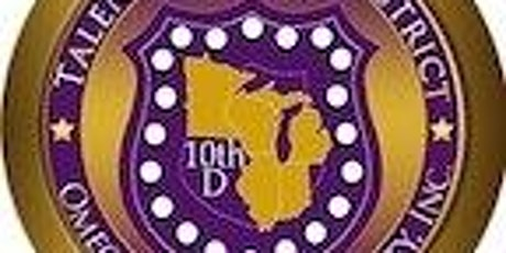 Tenth District Illinois State Caucus 2020 - Omega Psi Phi Fraternity tickets