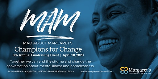 The Eighth Annual Mad About Margaret's