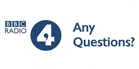 BBC Radio 4 - Any Questions live broadcast at University of Sunderland tickets