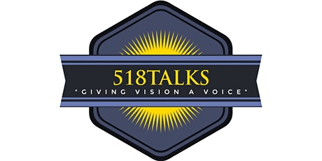 518Talks Speaker's Series tickets