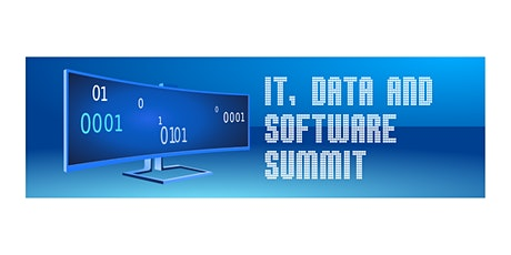 IT, Data and Software Summit tickets