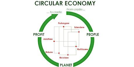 People, planet, profit: Costruire una roadmap verso l'economia circolare - BOLOGNA biglietti