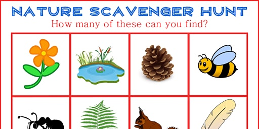 Woodland Scavenger Hunt with Craft Activity  - Outdoor Adventure Team