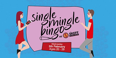 Single Mingle: Ages 20 - 29 tickets