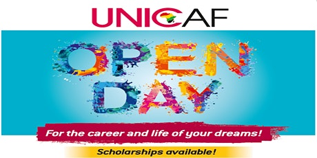 Unicaf Open Day 2020 tickets