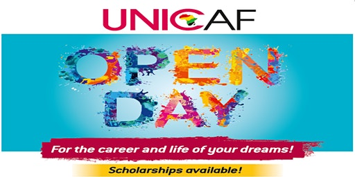 Unicaf Open Day 2020