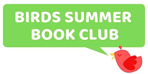 BIRDS Summer Book Club (Ages 5-7)