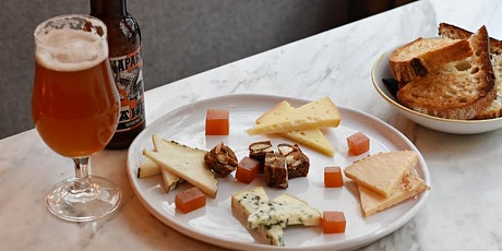 Tasting Tales #5: Cheese and Beer Pairing tickets