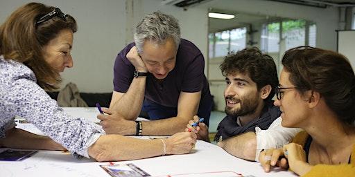 Formation à l'animation La Fresque du Climat avec Bruno Samuel à Marseille