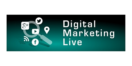 Digital Marketing Live tickets