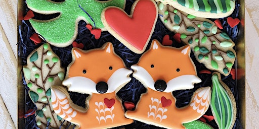 Fabulous Ms. Fox & Friends:  Animal Valentine Workshop for Kids and Adults