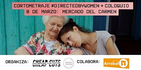 Muestra de cine hecho por mujeres: Cheap Cuts Documentary Film Festival. entradas