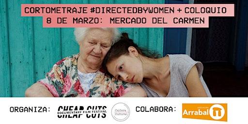 Muestra de cine hecho por mujeres: Cheap Cuts Documentary Film Festival.