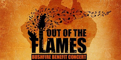 Out Of The Flames - Hedland's Bushfire Benefit Concert for St Vinnies