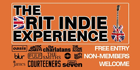 The Brit Indie Experience Easter Extravaganza tickets