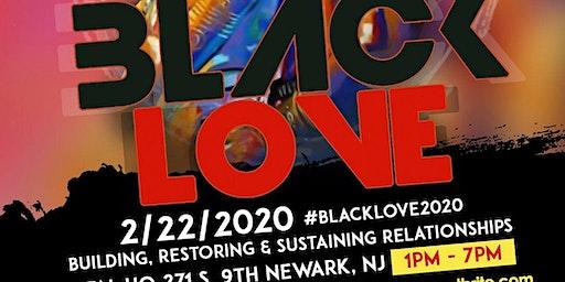 DTR 360 Books presents Its Annual Black Love Event in Newark, NJ! 2/22/2020
