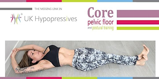 UK Hypopressives Level 1 Trainers Course Public · Hosted by UK Hypopressive