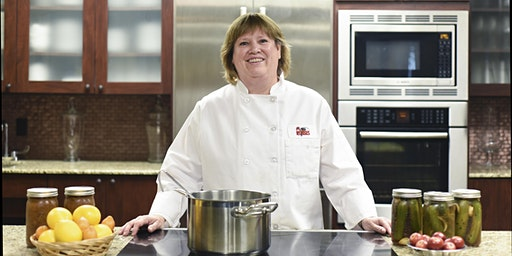 Chef Sally Cooking Demo R55