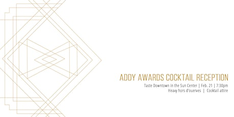 ADDY Awards Cocktail Reception tickets