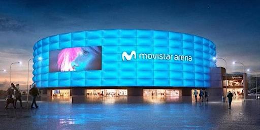 COMO NUNCA ANTES TOUR/MOVISTAR ARENA
