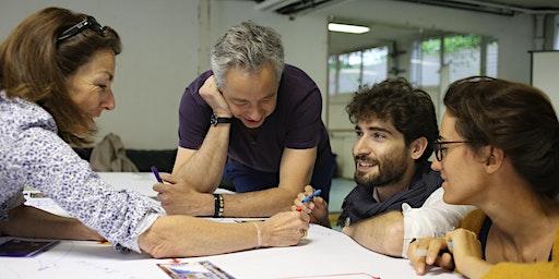Atelier La Fresque du Climat avec Bruno Samuel à Marseille