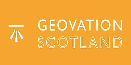 Geovation Scotland Information Session tickets