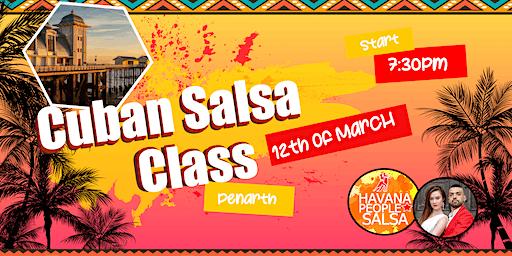 Penarth - Beginner Salsa Dance with Havana People