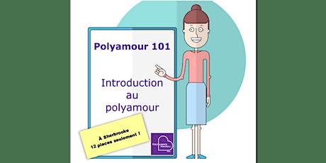 Polyamour 101 à Sherbrooke ! billets