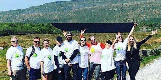Students for SASH Yorkshire 3 Peaks Challenge