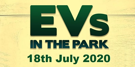 EV's In The Park 2020 tickets