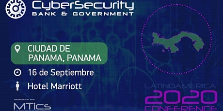 Cybersecurity Bank & Government -Ciudad de Panamá entradas