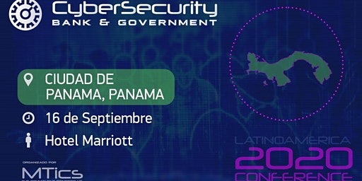 Cybersecurity Bank & Government -Ciudad de Panamá