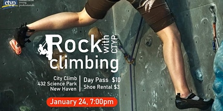 Rock Climbing With CTYP tickets