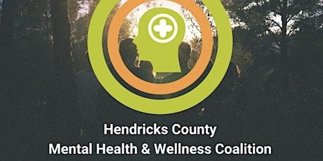April 2020  Hendricks County Mental Health/Wellness Coalition tickets