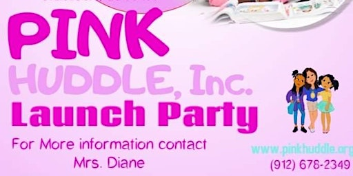 Pink Huddle Launch Party